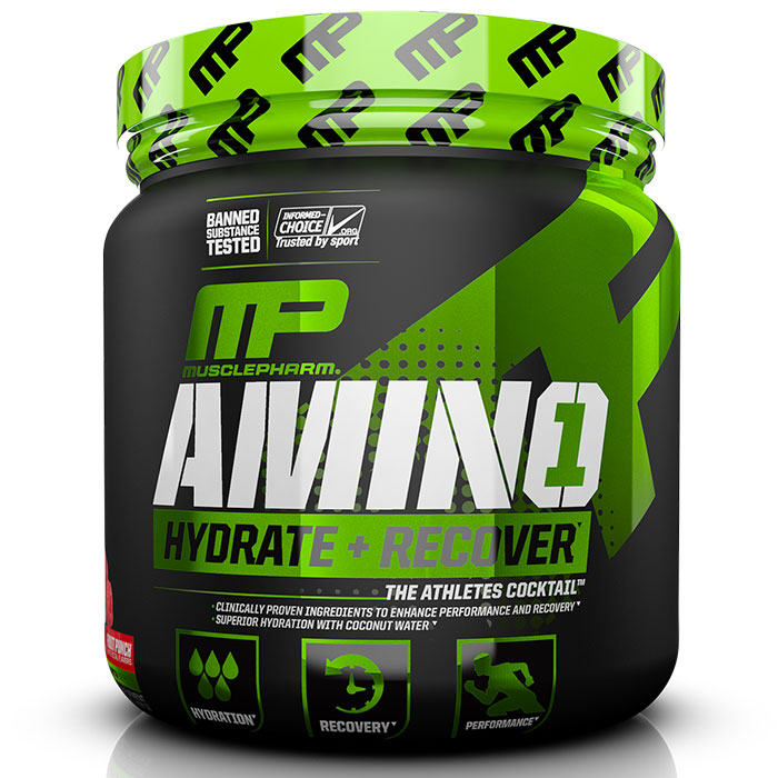 Image of MusclePharm Amino1 - 30 Servings