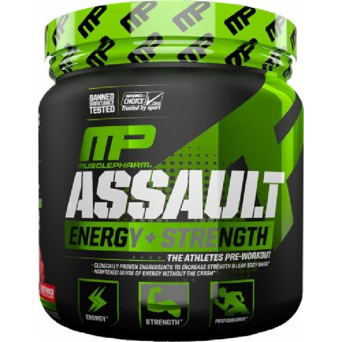 Image of MusclePharm Assault - 30 Servings