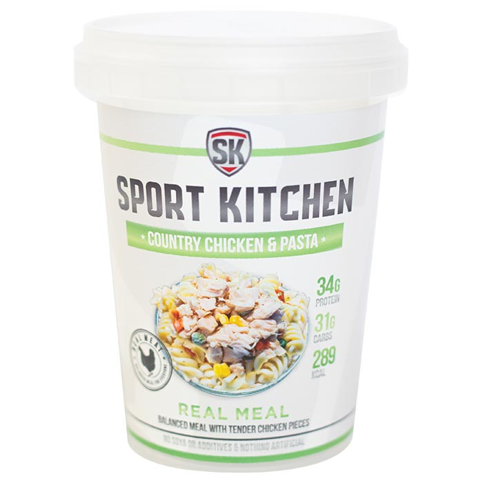 Image of Sports Kitchen Real Meal Country Chicken & Pasta 1 Meal