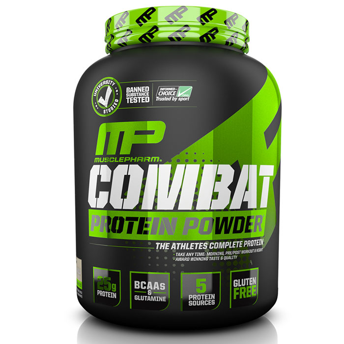 Combat Powder 1.8kg (4lb) Mint Chocolate Chip