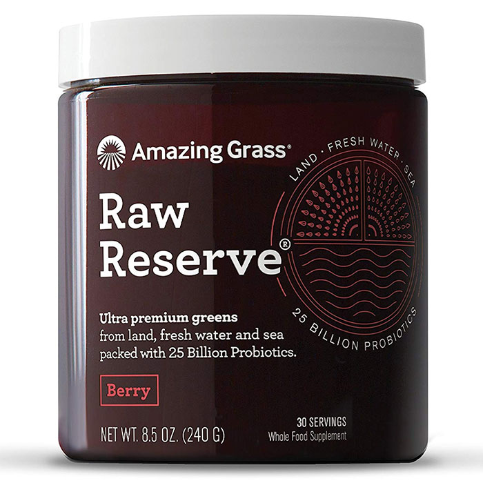 Raw Reserve 30 Servings Berry