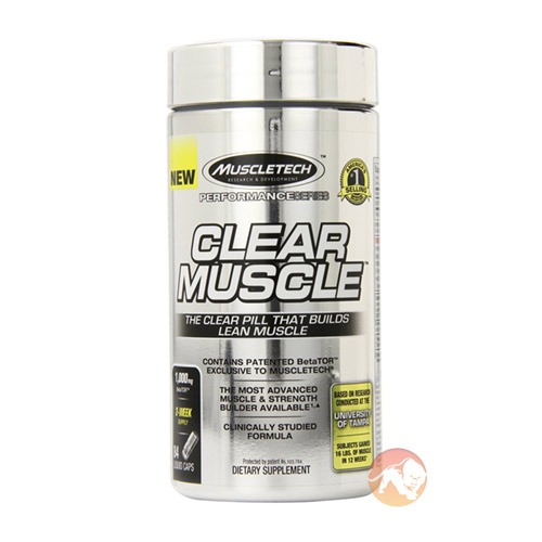 Image of Muscletech Clear Muscle 84 Caps