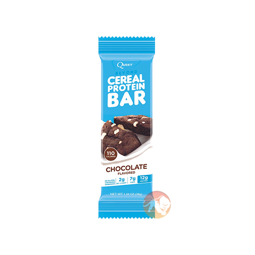 Quest Beyond Cereal Protein Bar Chocolate 1 Bar