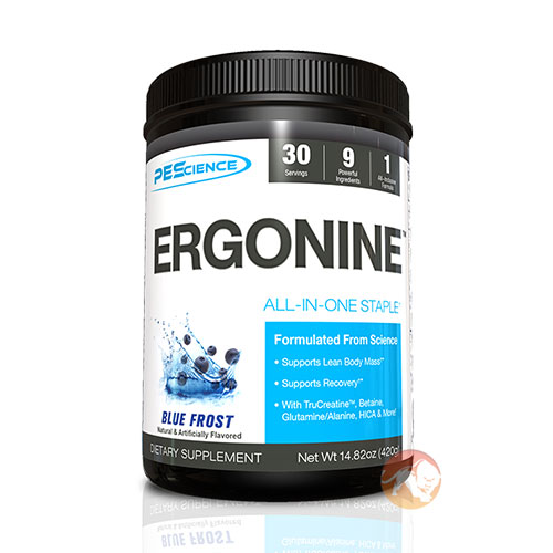 Ergonine 30 Servings Blue Ice