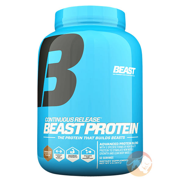 Image of Beast Sports Nutrition Beast Protein 1.82kg Chocolate