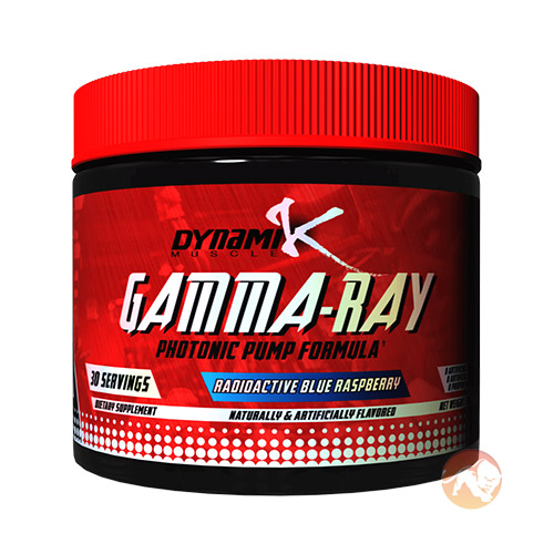 Image of Dynamik Muscle Gamma Ray 30 Servings Melon Massacre