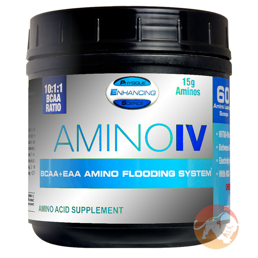 Amino IV Trial Size