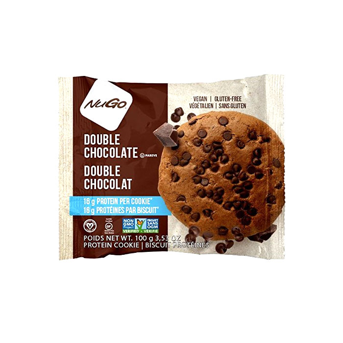 Nugo Protein Cookie 1 Cookie Double Chocolate