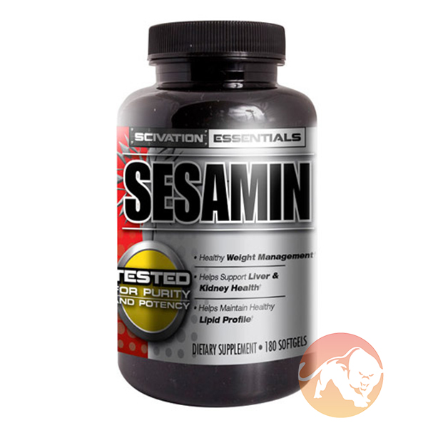 Sesamin 180 Softgels