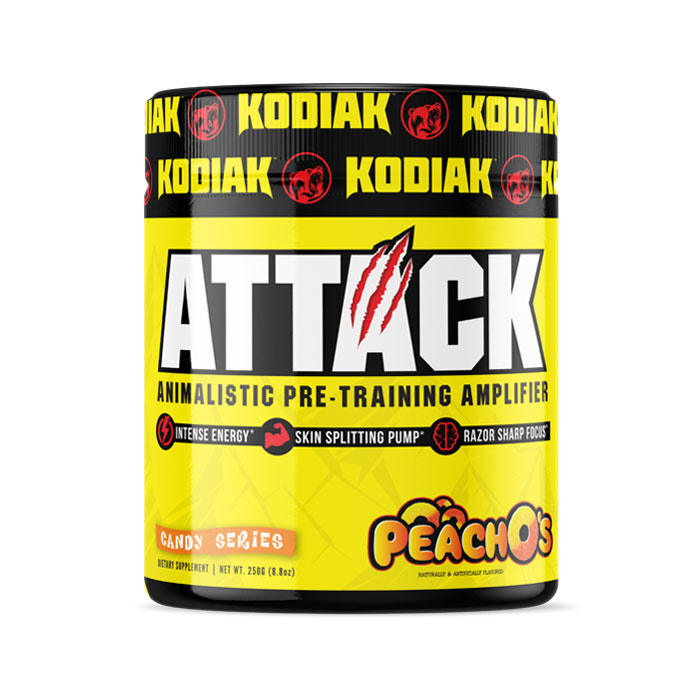 Image of Kodiak Attack 25 Servings Lime Candy