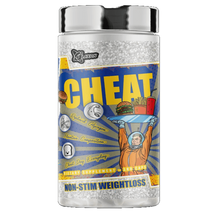Image of Glaxon Cheat 180 Capsules
