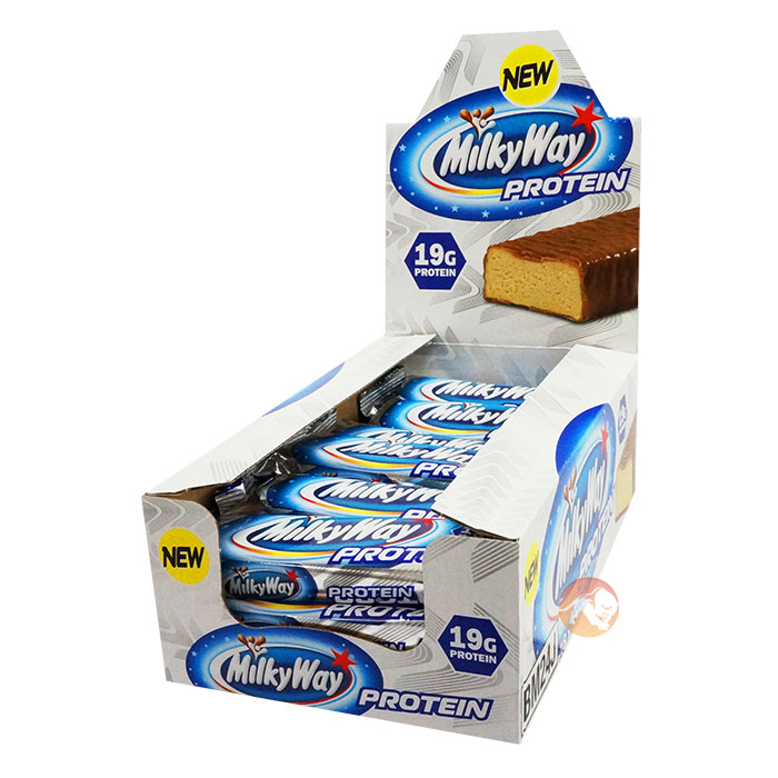 Image of Mars Milky Way Protein Bar 18 Bars