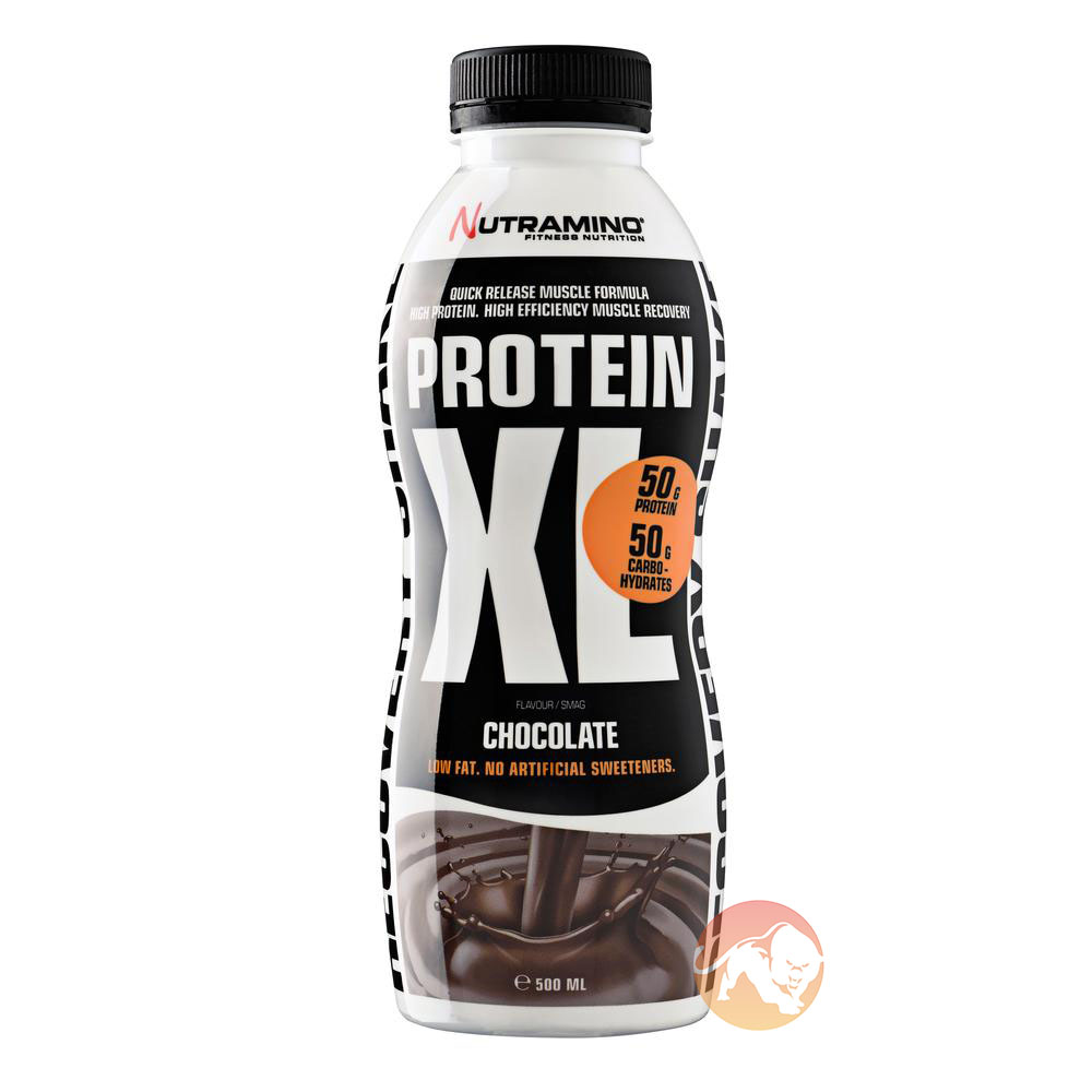 Nutramino Protein XL-CHOCMLK-500ml