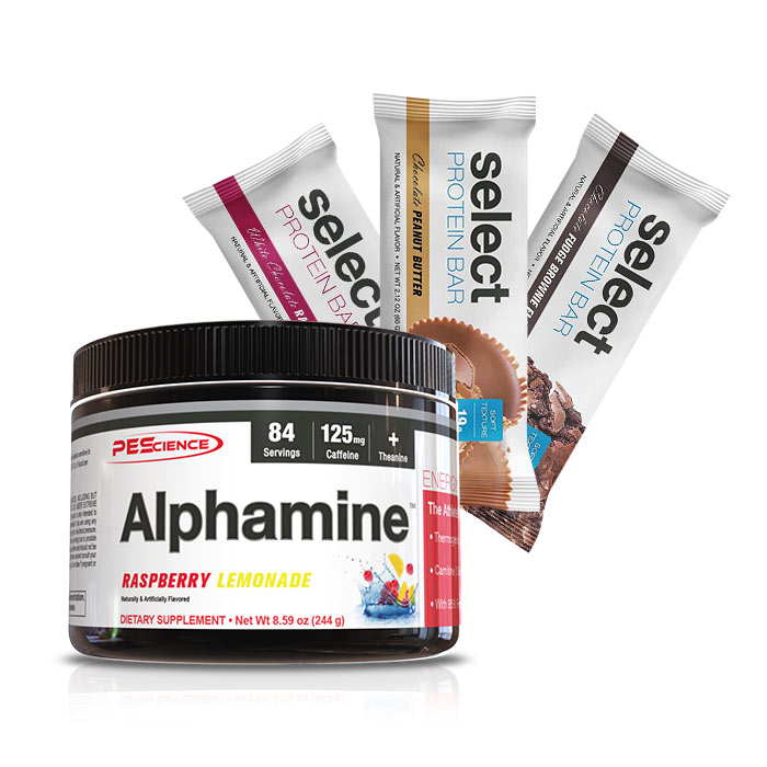 Alphamine 84 Servings Iced Tea