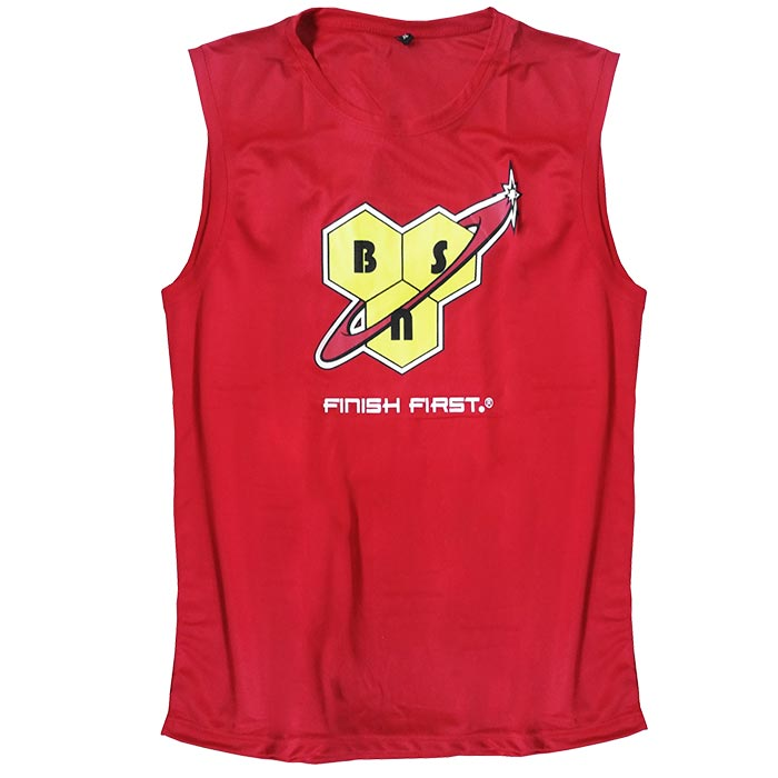 Image of BSN BSN Vest Extra Large Red
