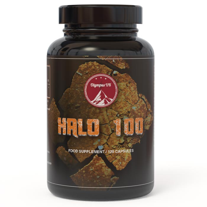 Image of Olympus Labs Halo 100 120 Capsules