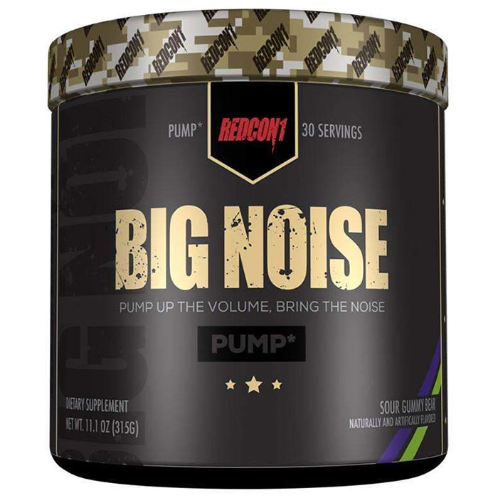 Image of REDCON1 Big Noise 30 Servings Sour Gummy Bear