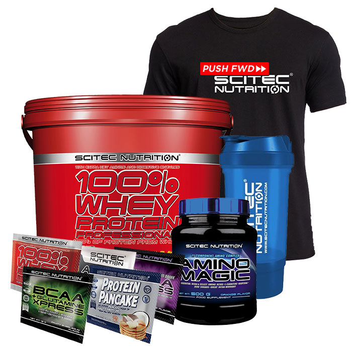 100% Whey Protein Professional 5000g Chocolate Coconut