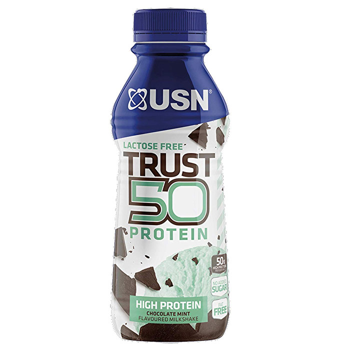 Trust RTD 6 x 500ml Chocolate Mint