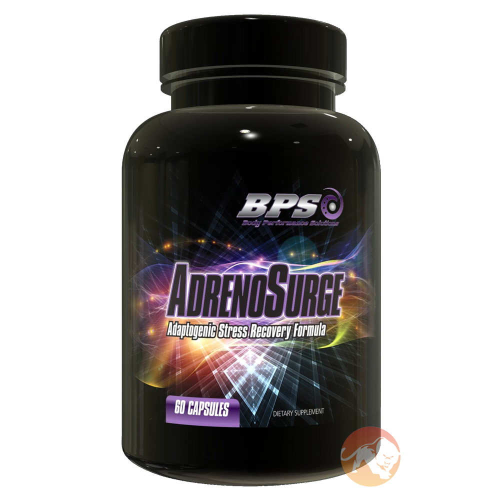 Image of Body Performance Solutions Adrenosurge 60 Caps