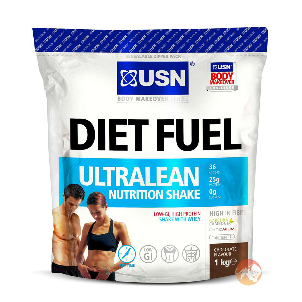 Diet Fuel Ultralean 1kg Banana Caramel