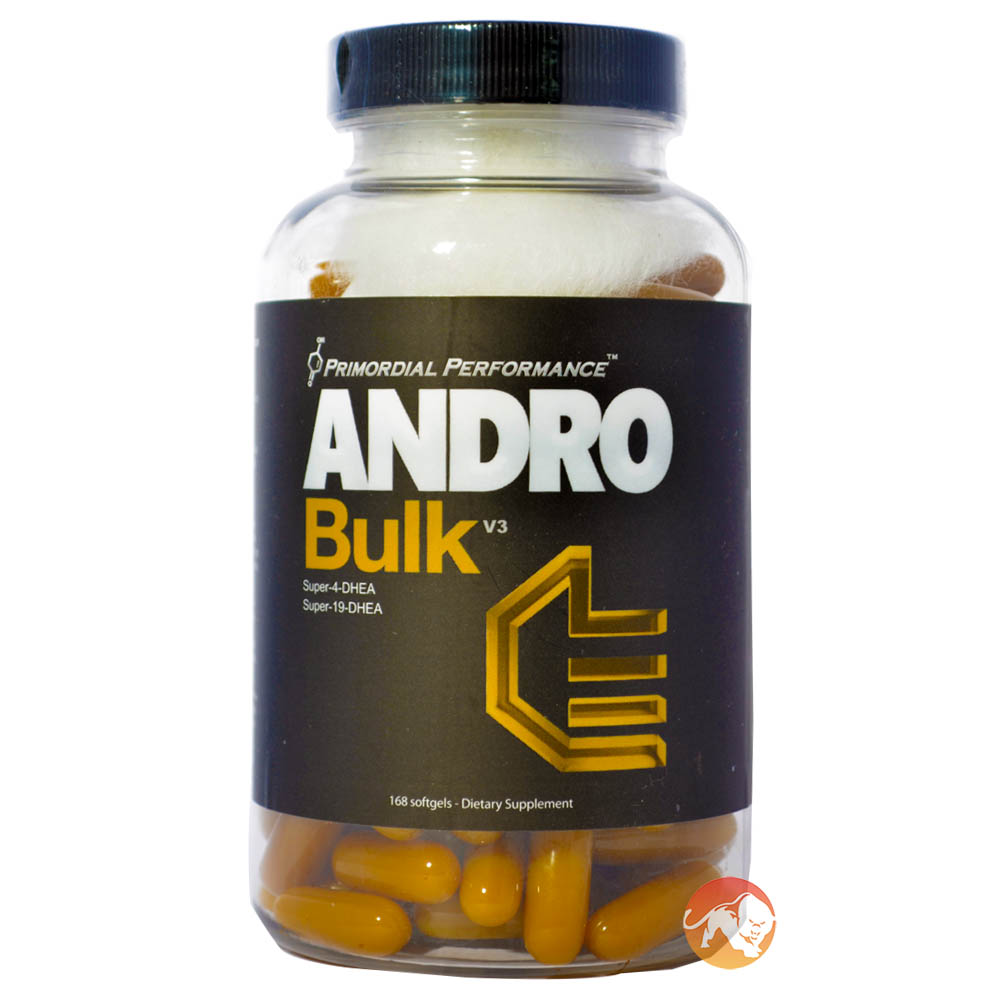 Image of Primordial Performance Andro Bulk 168 Softgels