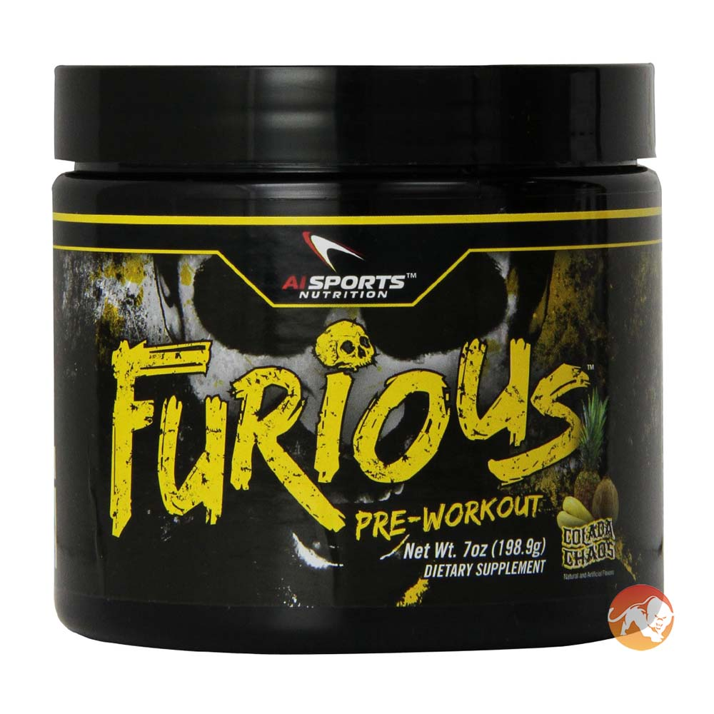 Furious 30 Servings - Cherry