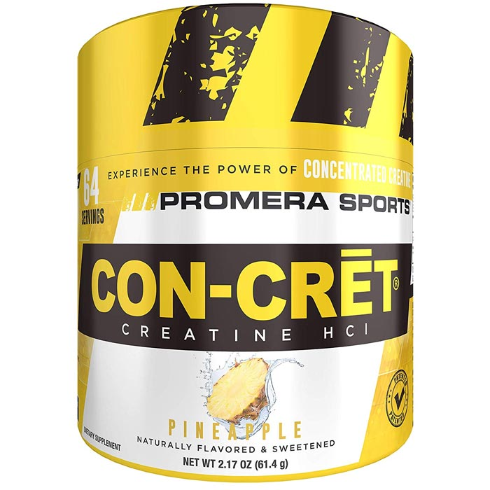Image of Promera Sports Con-Cret 64 Servings Pineapple