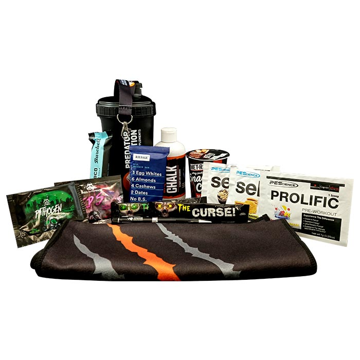 Image of Predator Nutrition Birthday Giftpack Worth £50