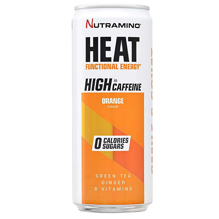 Heat Energy 24 Cans Orange