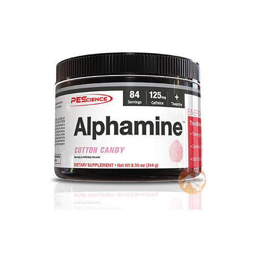Alphamine Sample 6g - Raspberry Lemonade
