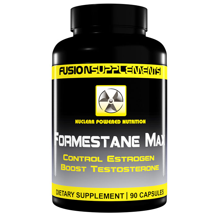 Image of Fusion supplements Formestane Max 90 Capsules
