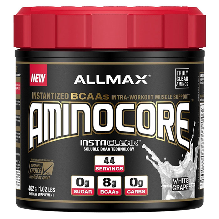 Aminocore 44 Servings White Grape