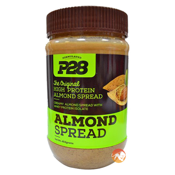 Image of P28 Almond High Protein Spread 453g (1lb)