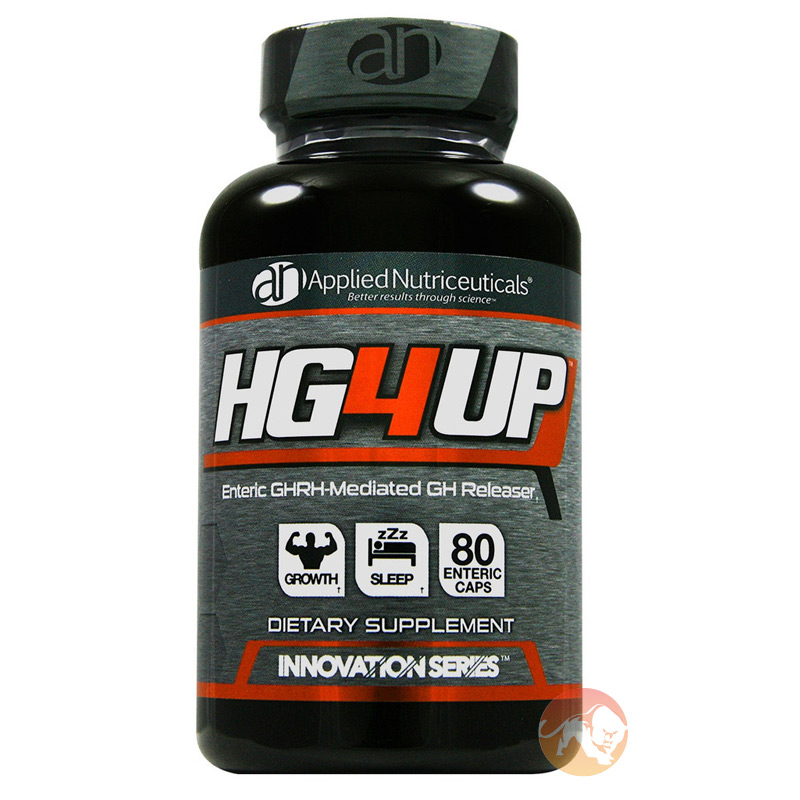 Image of Applied Nutriceuticals HG4UP 80 Capsules