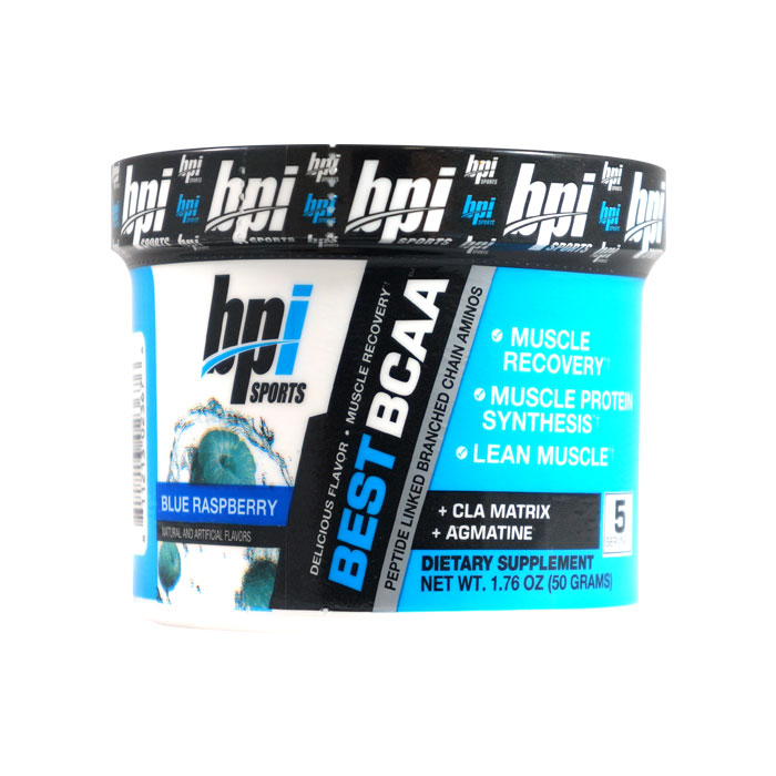 Image of BPI Sports BPI Best BCAA 5 Servings