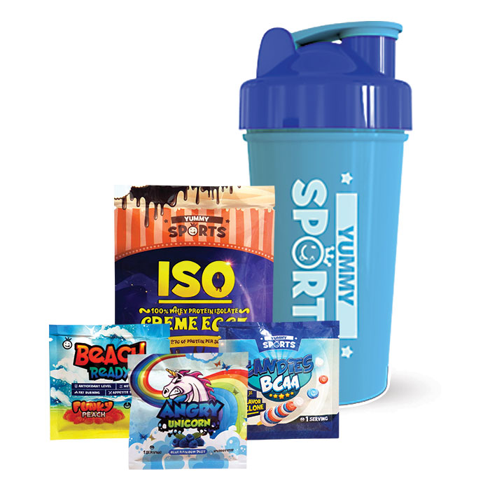 Image of Yummy Sports Yummy Sports Starter Pack £15