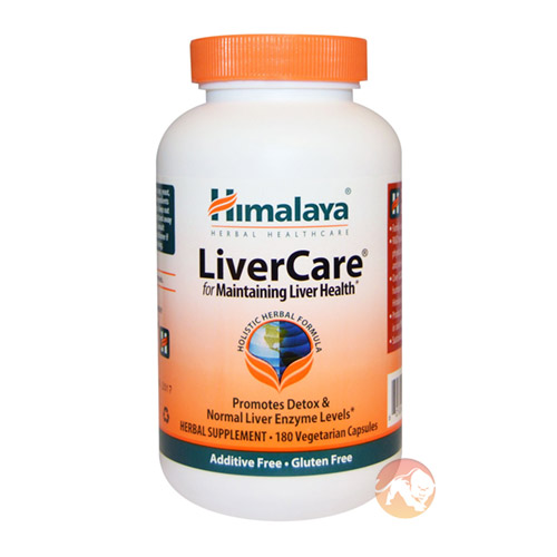 Image of Himalaya Liver Care 180 Vcaps