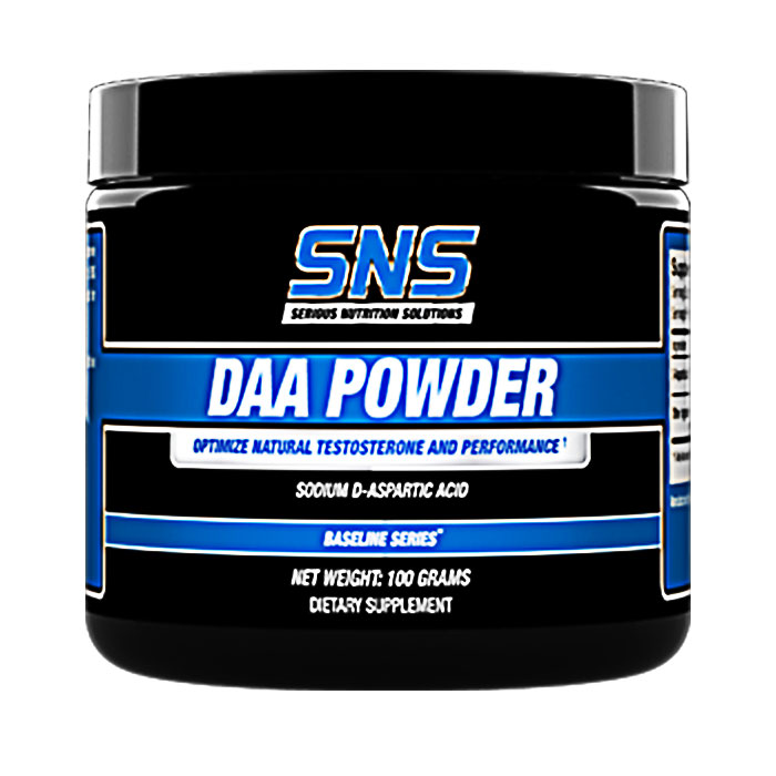 Image of Serious Nutrition Solutions DAA Powder 100g