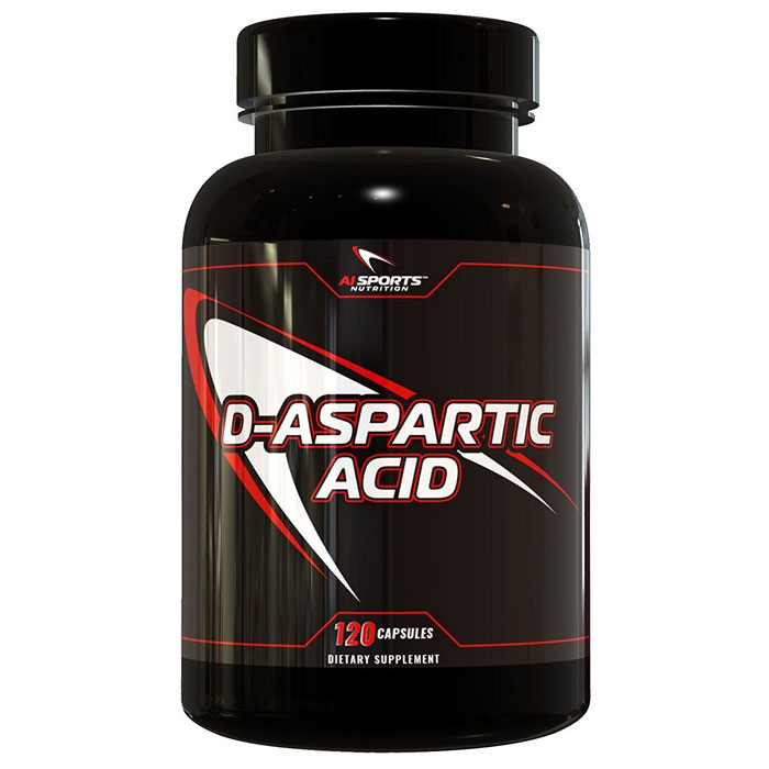 Image of AI Sports Nutrition DAA 120 Caps
