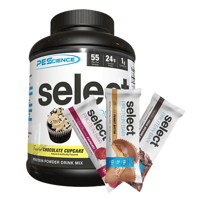 Select Protein 55 Servings- Snickerdoodle