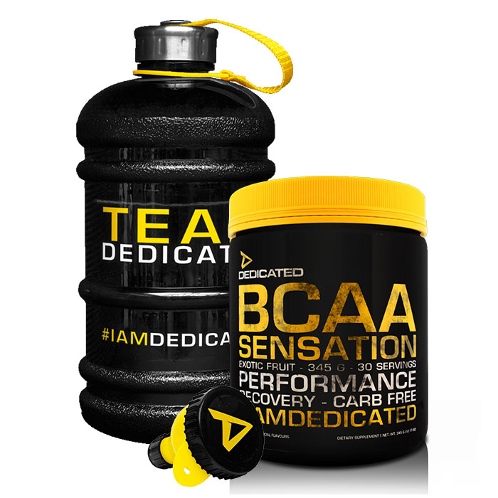 BCAA Sensation 30 Servings Lemon Cola