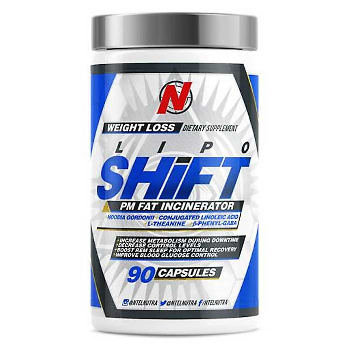 Image of NTEL Nutra Lipo-Shift 90 Capsules