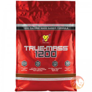 True Mass 1200 4.8kg - Vanilla Ice Cream
