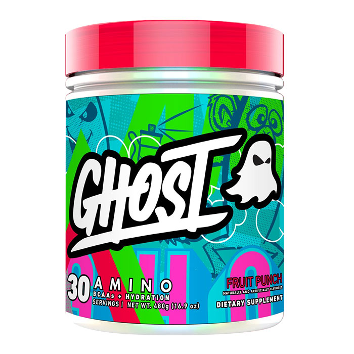 Ghost Amino 30 Servings Fruit Punch