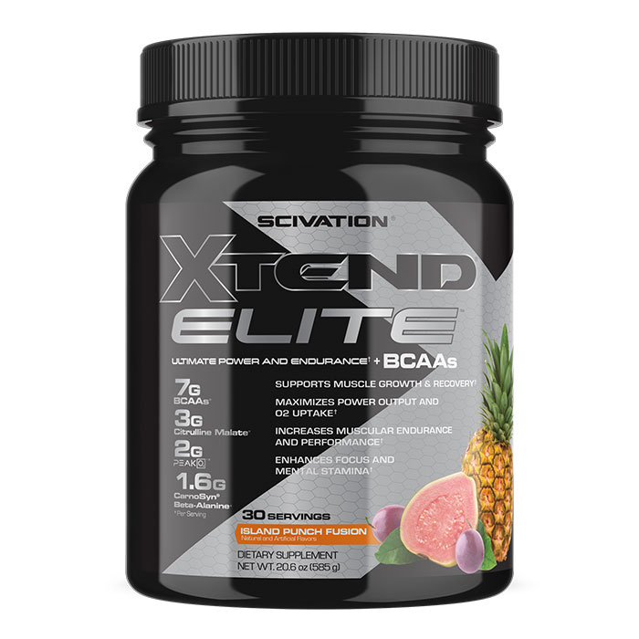 Xtend Elite 30 Servings Island Punch