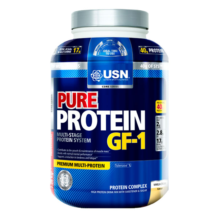 Pure Protein GF-1 1kg Banoffee