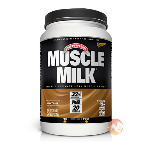 Muscle Milk 2.47lb Strawberries and Creme