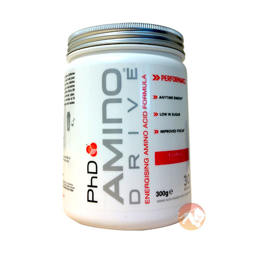 Image of PHD Nutrition Amino Drive 30 Servings Sour Apple
