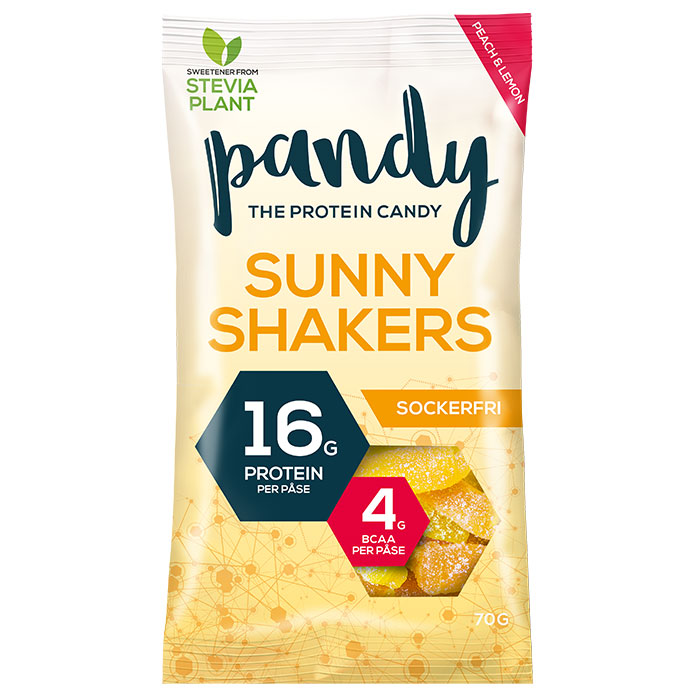 Image of Pandy Protein Pandy Sunny Shakers Candy 1 Bag